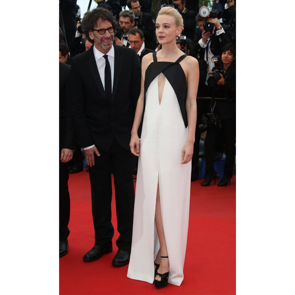 Carey Mulligan во Vionnet